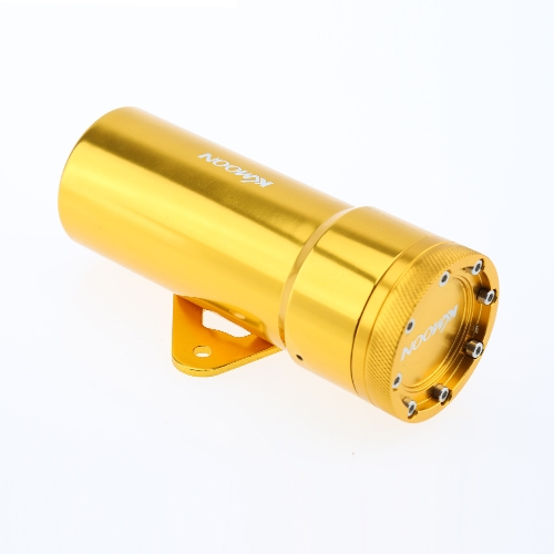 New Motorcycle Oil Catch Tank Aluminum Coolant Reservoir Can Tank for Honda Ruckus Zoomer