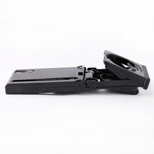Black Front Dash Car Cup Holder Sliding for VW Audi A4 B6 B7 2002-2008 8E1 862 534K