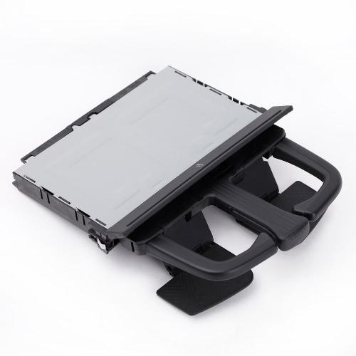 Schwarz Front Schlag Auto-Becherhalter