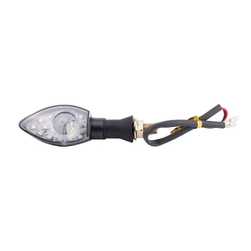 13 LED Turn Signal Light Direction Indicator Lamp Universal Motorcycle Motorbike Amber
