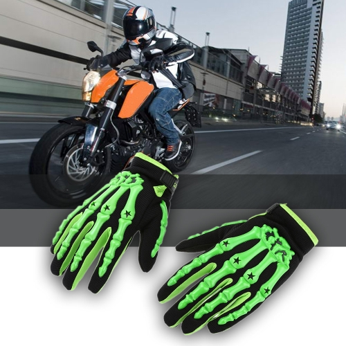 Pro-biker Full Finger Motorcycle Cycling Racing Riding Protective Gloves M L XL