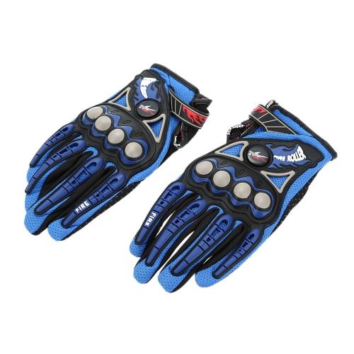 Doigt complet Pro-motard moto vélo course équitation gants M L XL