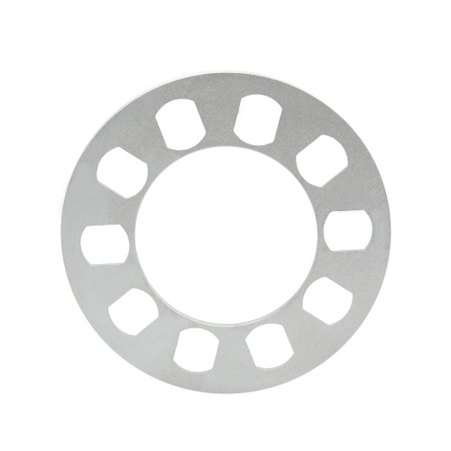 Universal Wheel Spacer Adapter 5 Hole 5mm Aluminum Wheel Fit 5 Lug 5X114.3 5X120 5X120.7 5X127