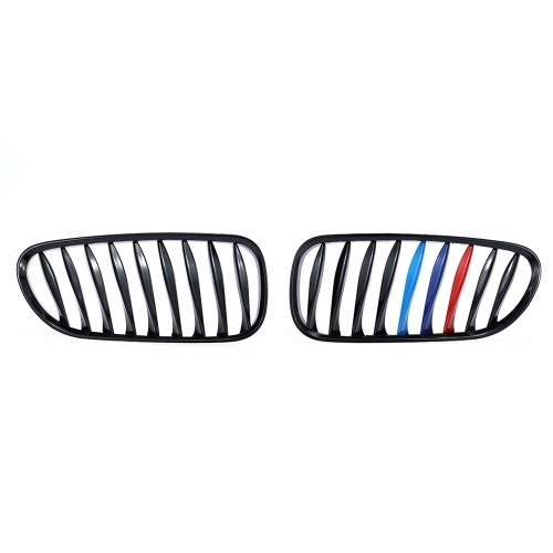 Second Hand M-Color Black Front Kidney Grille Sporty Style Grill for BMW Z4 2003-2007