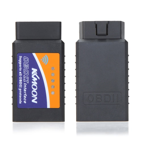KKmoon WIFI OBDII Car Diagnostic Scanner Auto Vehicle Scan Tool