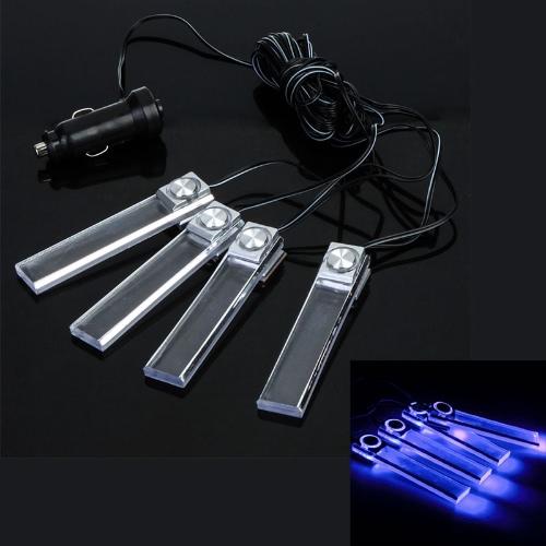 Car Interior LED Atmosphere Lights