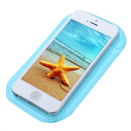 Silica Gel Anti-Slip Car Dashboard Non-slip Mat Magic Sticky Pad for Phone PDA mp3/4 Blue
