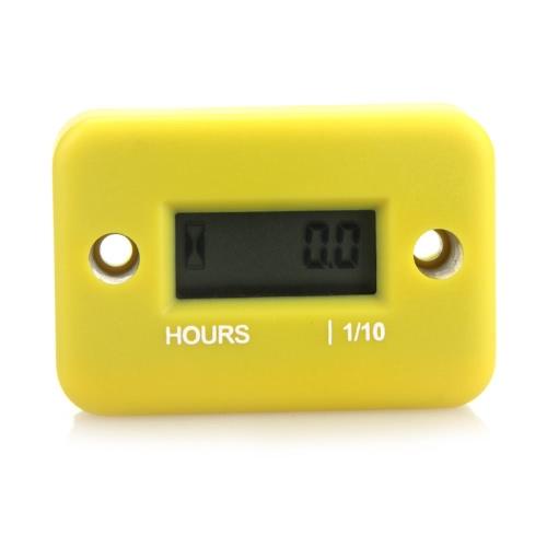 Digital Hour Meter Gauge LCD
