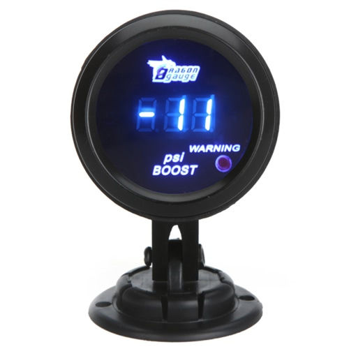 Digital Turbo Boost Gauge Meter