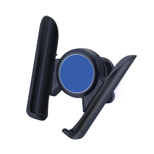 Держатель 360 вращений для телефона в автомобиле Air Vent Mount Phone Blue