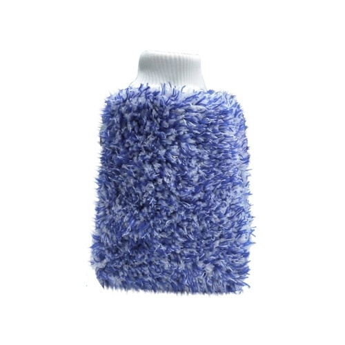 Ultra Portable Microfiber Multifunctional Car Wash Mitt Anti Scratch Wash Glove