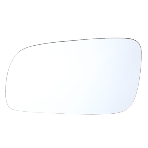 White Side Mirror Heated Glass for Volkswagen VW Jetta Golf MK4 1999-2004