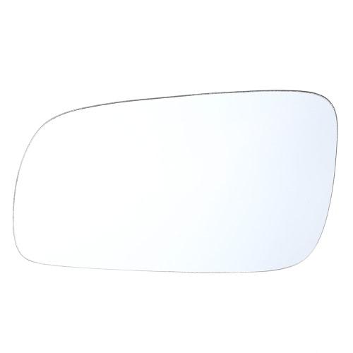 Espelho lateral branco aquecido vidro para Volkswagen VW Jetta Golf MK4 1999-2004