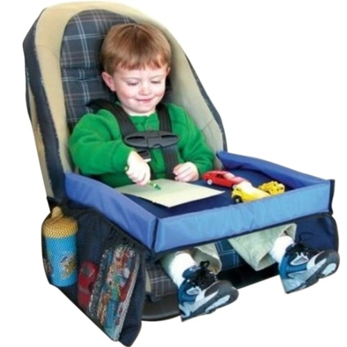 Multifonctionnel Vintage Safe New Design Waterproof Table Kids Snack Play Travel Tray pour siège arrière de voiture