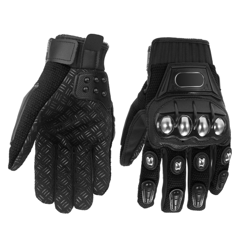 Alloy steel bicycle motorcycle motorbike powersports racing gloves