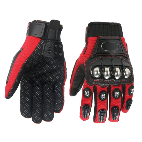Alliage acier vélo moto moto powersports gants de course