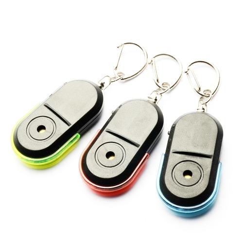 Przenośny Bezprzewodowy Anty-Lost Alarm Key Finder Locator Keychain