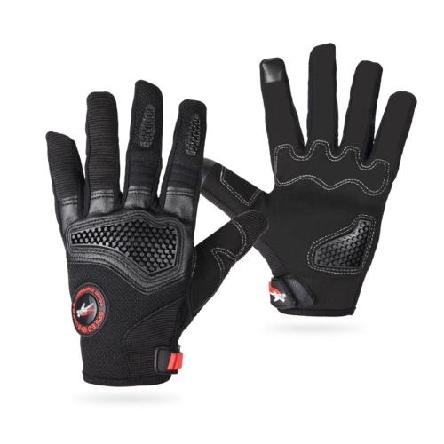 Спортивные гонки Велоспорт Мотоцикл MTB Велосипед Gel Finger Gloves M / L / XL