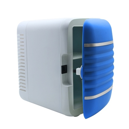 4L Mini Portable Refrigerator 2 in 1 Cooler Warmer Fridge
