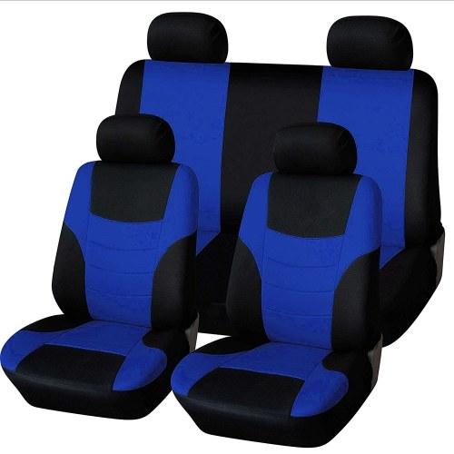 نوعية جيدة الجبهة الخلفية شبكة السيارات والجلود الفاخرة والجلود ويغطي مقعد عالمي