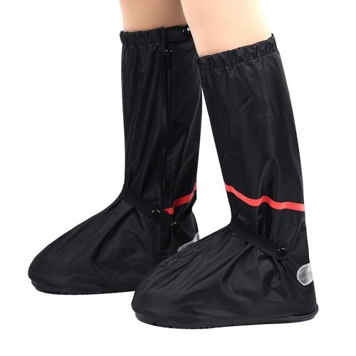 Wasserdichte Regen-Schuh-Abdeckung Wiederverwendbare Schneeschuh-Abdeckung