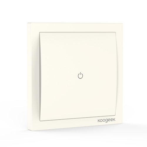 Koogeek Wi-Fi ativado Smart Light Switch