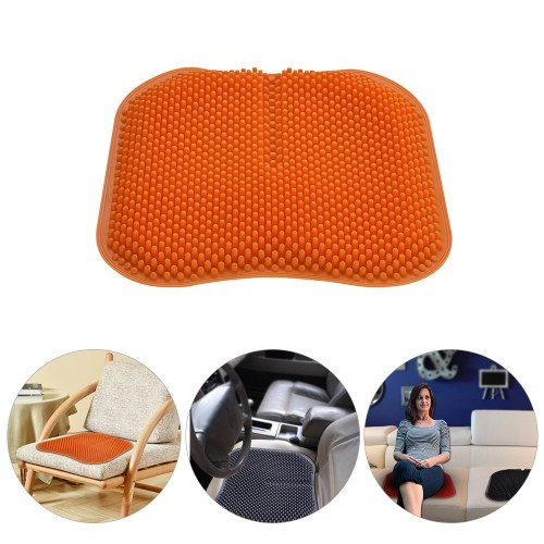 16.5 inch Silica Gel Car Seat Cushion