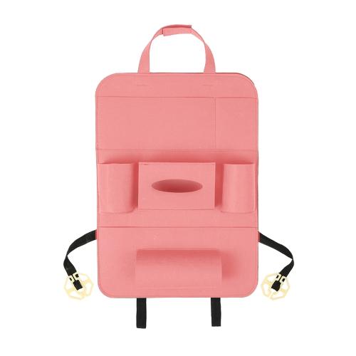 Supports de stockage de tissu de sac de Multi-poche de sac d'organisateur de siège arrière de voiture