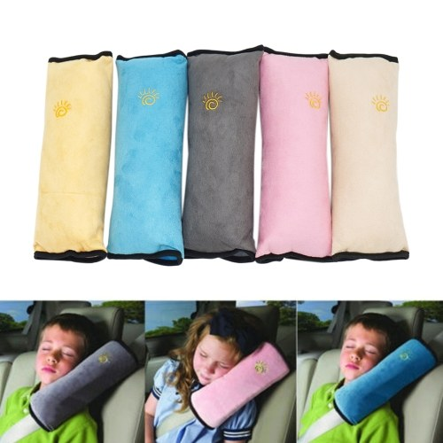 Детская подушка безопасности на ремне безопасности