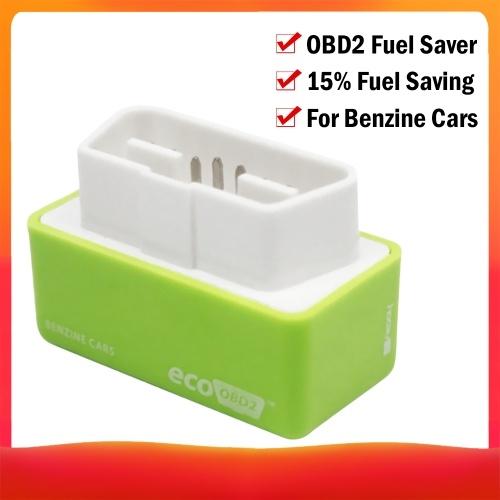 Eco OBD-2 Универсальный Бензин Эконом Экономия Топливной Коробки Чип для Бензинового Газа