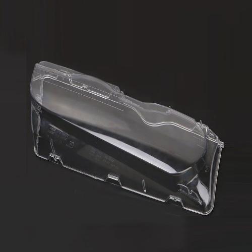 Прозрачная крышка фары Правая боковая фара Линза объектива Передняя фара Объектив фар для BMW E46 2DR M3 325Ci 01-06 Base Coupe 2 Door 1999-03