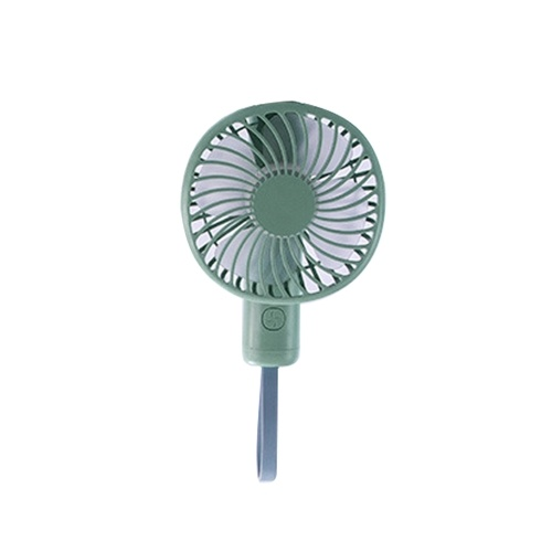 Handheld 180° Rotation USB Fan Rechargeable Portable Travel Small Fan