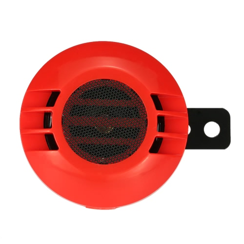 12V 430HZ 110dB Loud Round Horn Speaker for Car Motorcycle
