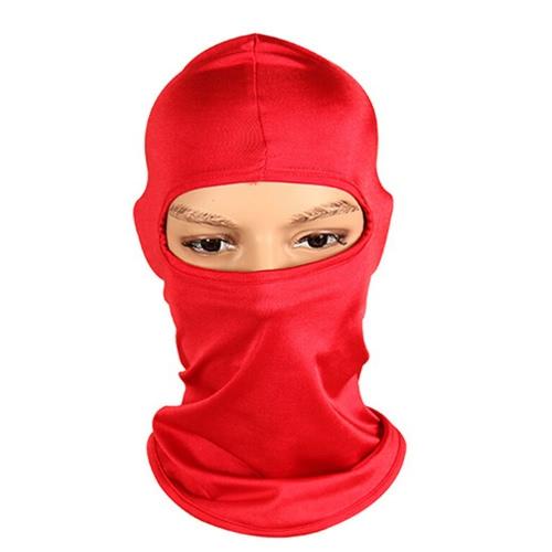 Équipement de sport plus souple Cyclisme de moto à l'extérieur Pêche au ski Protection du cou Masque facial étanche au vent anti-poussière