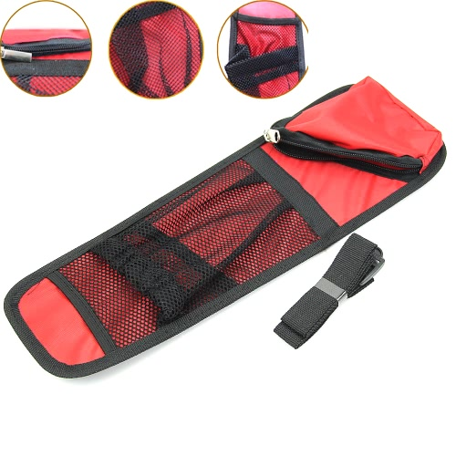 Multifunction Car Seat Side Hanging Box Organizer Travel Multi Pocket Car Styling Holder Storage Bag Hanger Items Phone Placing Auto Accessories