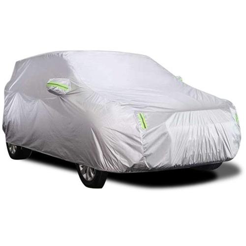 Limousine Autoabdeckung Wasserdicht Allwetter-Außenabdeckung UV-Schutz Winddicht Vollautoabdeckung Universal (4,4 * 1,8 * 1,6 M)