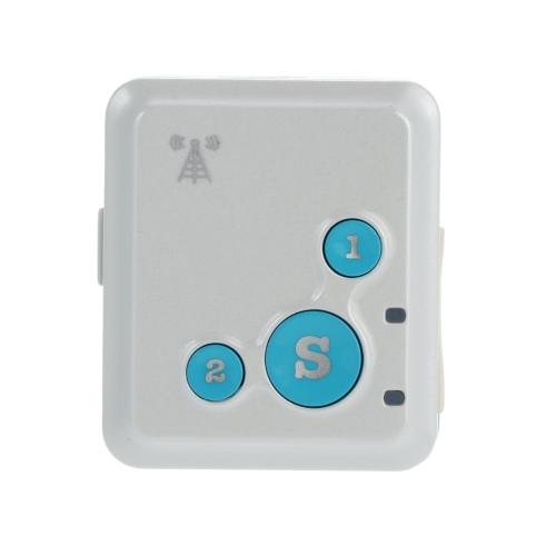 Mini GPS GPRS GSM Car Vehicle Tracker SOS Communicator Anti-Lost Tracking Alarm Personal Locator