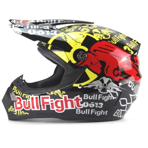 Motorrad Erwachsene Motocross Off Road Helm