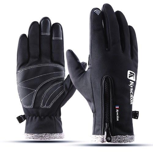 KYNCILOR Unisex Winter Fleece Thermo-Handschuh