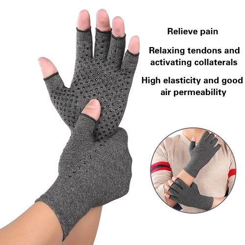 Compression Therapy Glove Wrist Support Brace Anti-Arthritis Rheumatold Health Hand Pain Relief Sleeve Gloves