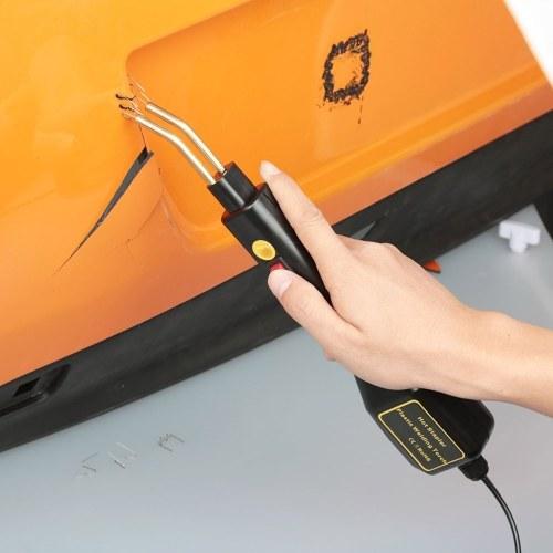 30W Hot Stapler Plastic Welding Machine Car Bumper Repair Kit