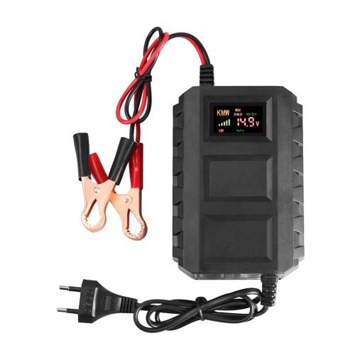 Carregador de bateria acidificada ao chumbo inteligente das baterias de automóvel de 12V 20A para a motocicleta do carro do automóvel