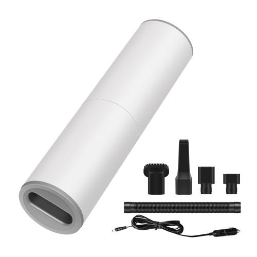 Автомобильный мини-пылесос для автомобиля и дома, малогабаритный портативный 120 Вт, мощный пылесос для влажной и сухой уборки, практичный очиститель, пылесос
