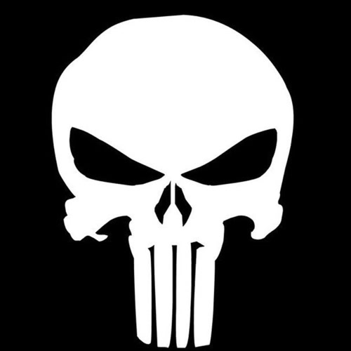 Novel Punisher Skull Head Squelette Modèle Car Cover Waterproof Sticker Outdoor Window Reflective Sheeting 3D Pare-brise Décalage arrière Styling Auto Vehicle Extérieur Décoration