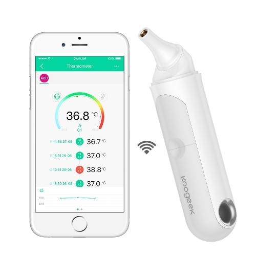 Koogeek Smart Thermometer Infrared Sensor