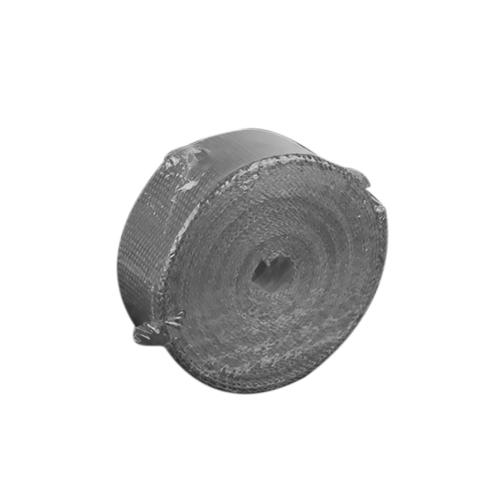 10m de fibre de verre Wrap d'échappement Heat Wrap Roll Durable résistant à l'usure Ruban de protection contre la chaleur Isolation de tuyau Turbo Wrapping chaleur de collecteur pour voiture de moto avec 10 liens