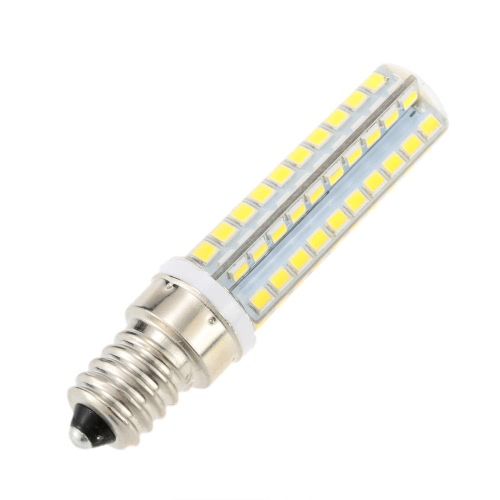 220V E14 Screw Base 2835 SMD LED Silica Gel Mini Corn Light Bulb for Pendant Chandelier Desk Table Decoration Lamp