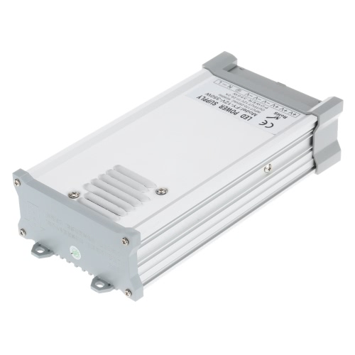 AC170-250V To DC12V 350W 29A LED Driver Power Supply Adapter Transformer Switch for LED Strip Billboard