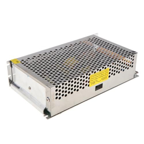 Tomshine AC100-120V AC200-220V к DC12V 20A 240W 3Ch LED Driver Power Supply Adapter Transformer переключателя для светодиодных полос Струнной