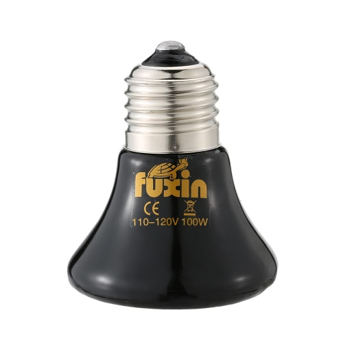 110V 50W E27 Mini Pet Heating Light Bulb